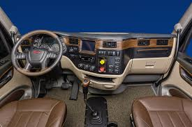 Custom Peterbilt Interior Peterbilt Unveils Model 567 Heritage Vocational Truck Overdrive