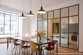 cuisine ouverte sur salle a manger salon ouvert sur salle a manger maison design bahbe com