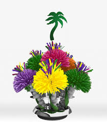 themed party centerpieces and wedding centerpieces by wanderfuls