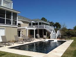 sullivan u0027s island oceanfront home with pool vrbo