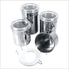 black kitchen canisters modern glass kitchen canisters black storage containers