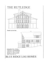 2000 square foot log homes blue ridge log homes 540 337 0033