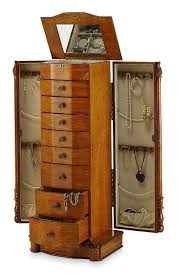 Wooden Jewelry Armoire Build A Jewelry Armoire From Wood Home Design Ideas