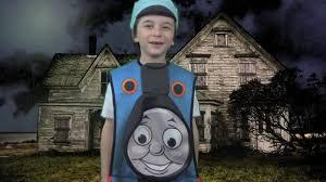Thomas Tank Engine Halloween Costume Thomas Tank Engine Halloween Costume Trick Treat