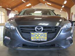 mazda pre owned 2016 used mazda mazda3 37k miles gas saver automatic at moore