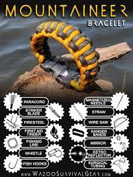 bracelet survival kit images Mountaineer survival kit bracelet prepping otg shtf pinterest jpg