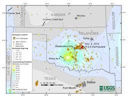 Map Oklahoma Fracking In Oklahoma Map Wisconsin Map