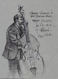 mike sheehan sketches on toned gray strathmore artist papers