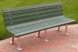 park benches st pete by jayhawk plastics park benches for outdoors parks
