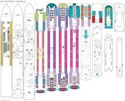 ncl epic floor plan pride of america deck plans diagrams pictures video