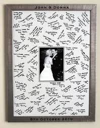 wedding signing board inspiration friday alternative wedding guest book ideas