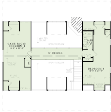 wonderful country style house plan 5 beds 3 00 baths 2704 sq ft 17