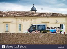 learn about petrus pomerol bordeaux chateau petrus pomerol bordeaux eu europe stock photo