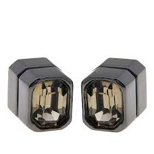 clip on stud earrings joan boyce s magnetically attached magnetic clip on