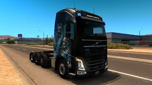 2013 volvo truck commercial volvo fh 2013 for american truck simulator