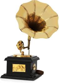 Home Decor Websites India by Buy Itos365 Handmade Vintage Dummy Gramophone Only For Home Dã Cor
