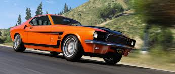 modded muscle cars vapid dominator classic add on liveries tuning template