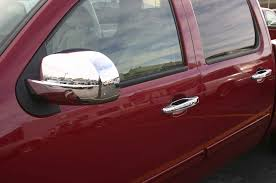 lexus chrome accessories chevy avalanche chrome door handle mirror cover trim package