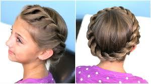 modern flat twist updo hairstyles medium hair styles ideas 20060