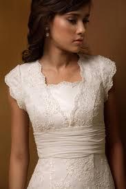 wedding dresses love this modest wedding dress 2070981 weddbook