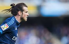 gareth bale hairstyle gareth bale s bald patch revealed during real madrid s win against