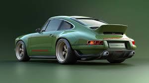1990 porsche 911 convertible sensationally singer porsche 911 with 500 hp williams engine