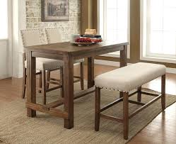 Kitchen High Table And Chairs - bar stool kitchen island rustic table w bar stools small kitchen