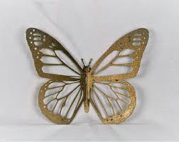 metal butterfly etsy