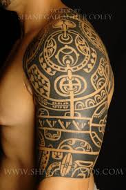 chest and half sleeve tattoos 62 best tattoo images on pinterest polynesian tattoos samoan