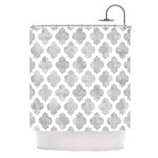 Moroccan Bathroom Accessories by Bathroom Awesome Grey Shower Curtain For Bathroom Decoration