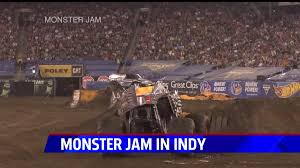 monster truck show in indianapolis monster jam fox59