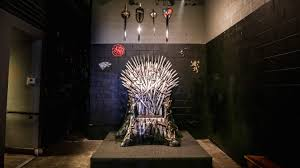 what should dc u0027s game of thrones pop up bar do with its iron throne