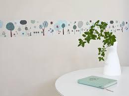 frise chambre frise adhésive terre décoration chambre enfant annelore parr