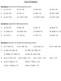 fractions and percentages mep u2013 gcse worksheet by cimt