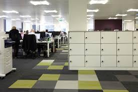 office interiordesign carpet desso cbre birmingham
