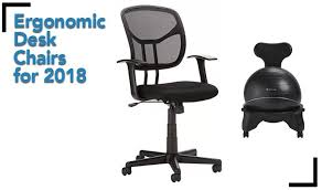 Ergonomic Office Chairs Reviews Top Desk Chairs For 2018 Desk Chair Reviews Desk Life World