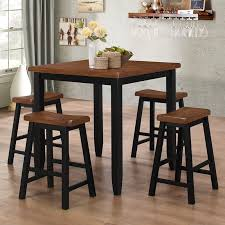 darby home co simmons casegoods ruggerio 5 piece counter height
