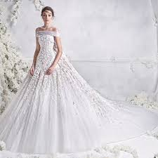 beautiful wedding gowns rami al ali 2018 wedding dresses wedding inspirasi