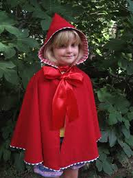 red riding hood costume for child u2013 sewing projects burdastyle com