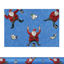 buy wrapping paper buy up yours santa wrapping paper and stuff online