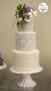 Lace Cake Decorating Techniques Beautiful White On White Mehndi Design Cake Our Wedding Ideas