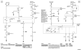 mitsubishi montero sport wiring diagram with schematic images 5331