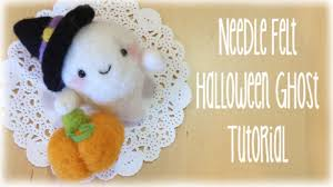 halloween hamster costume diy halloween ghost pumpkin witch needle felt tutorial costume