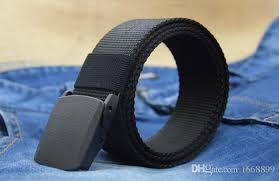 belt buckle allergy no metal against metal allergy men canvas belt plastic buckles
