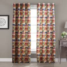 Multi Color Curtains Multi Color Curtains Rooms Multi Colored Curtains In Home Design