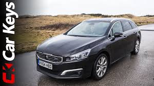 peugeot 508 2015 peugeot 508 sw 2015 review car keys youtube