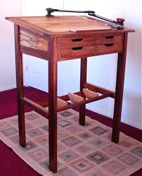 Vemco Drafting Table Dovetailed Boxes With Spalted Maple Lid Woodworks By John