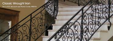 Iron Handrail For Stairs Wrought Iron Railings Stainless Steel Handrails Indital Usa
