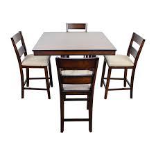 Macys Dining Room by 66 Off Macy U0027s Macy U0027s Branton 5 Pc Counter Height Dining Set
