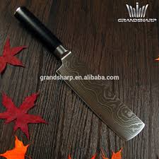 2017 hot sale 7 inch damascus steel nakiri knife double forged 2017 hot sale 7 inch damascus steel nakiri knife double forged fibre glass handle